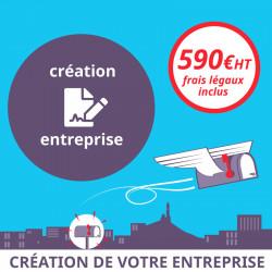 Création de votre société SAS SASU SARL EURL